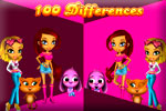 DoliDoli 100 Differences game