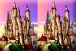 Castles difference game